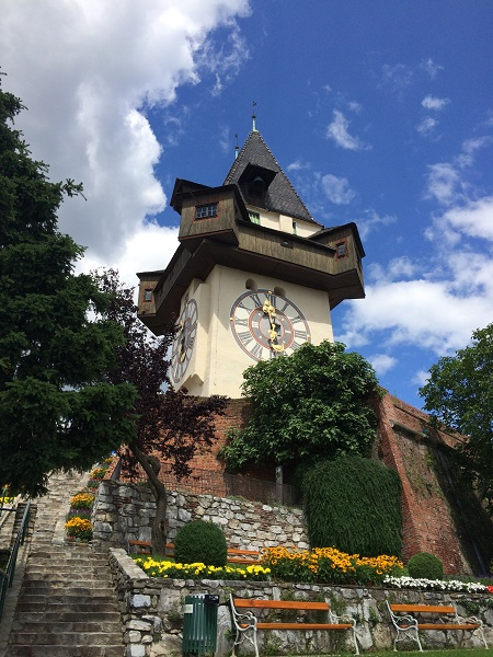 Graz Clock-Tower